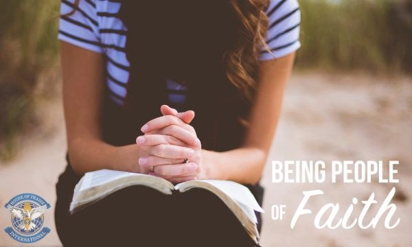 Being People of Faith (3 of 3) Image