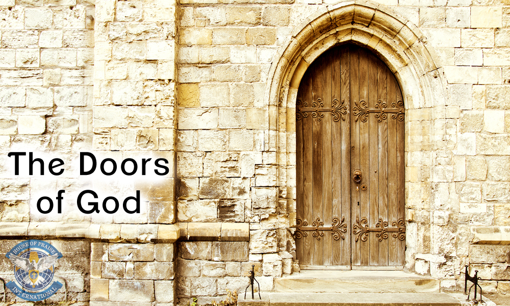 The Doors of God Image